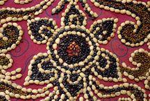 Mozaik képek, különleges ötletek.. / Dekoratív dolgok. képekben..