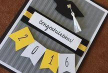 Tarjetas graduación