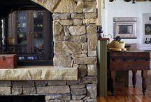 House-Fireplaces / Fireplace ideas