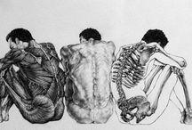 anatomy / by Savannah Wu
