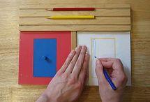Montessori Materials/Lessons