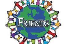 Friends / by Rhonda Marion