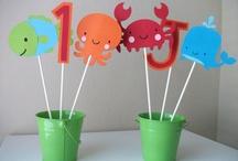 Ocean Party / Ocean themed parties
