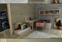 Artist workspace / by Amber Padilla