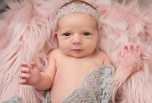 Newborn baby photo props