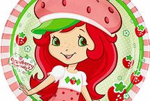Strawberry Shortcake Party / Strawberry Shortcake Party Ideas, Supplies and lots more...