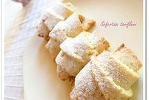 elmalı gevrek kurabiye