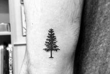 Dövme Ağaç AY