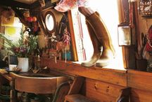 Narrow boat dreams