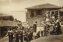 Eski Istanbul fotograflari
