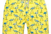 Pantalonetas de playa para hombres