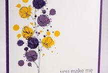 Cards Gorgeous Grundge