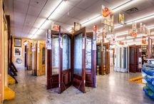 """Our Showrooms / Get a """"hands-on"""" experience by visiting one of our Beautiful Showrooms today!"""