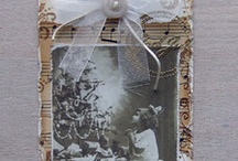 Craftroom: Tag, Bookmark  / Ideas for making cute tags and bookmarks