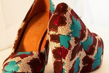 Afrikrea's Shoes / African Inspired Footwear