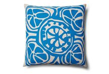 P I L L O W S ......................... pillow / Globally inspired pillows and throws.