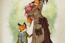 raposinhas