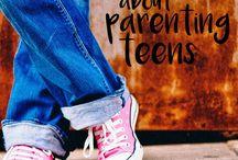 family: tweens & teens / Parenting tweens and teens