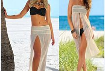 Summer fashion / Swimwear and summer fashion we love