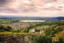 British Countryside / Views, vistas and panoramas of glorious British countryside.