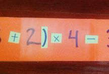 Order of Operations / by Michelle Park
