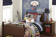 Boy bedrooms / For your little boy. They will love all the ideas here.