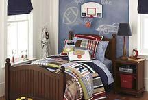 Bedrooms / by Kerilee Law