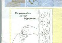 pergamen: esküvő+ minta