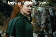 Tauriel ( maybe and friends )