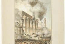 Conflagration! / Fire-related materials from the collections of the New-York Historical Society.