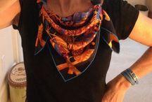 Платки—шарфики—платочки