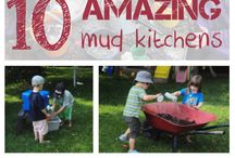 Garden | Kids | Mud Kitchen