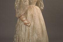 Viktoriaaniset hameet, n. 1830 - 1840