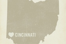 I <3 Cincinnati / Here's to Cincinnati, the Queen City, and everything we love about her! / by Downtown Cincinnati Inc.