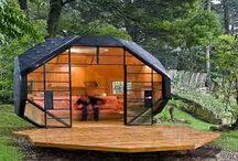 Крошечные домики (tiny house)