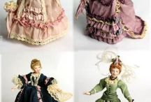 Dolls: Dollhouse / Usually 1/12 size