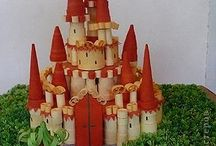 Quilling: Buildings