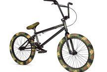 bikes & skateboards