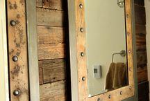 West Nias Bathroom Mirrors