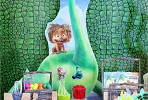 "Kids ""The Good Dinosaur"" birthday party / Party Ideas & Tips for ""The Good Dinosaur"" birthday party"
