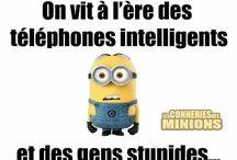 minions / humour