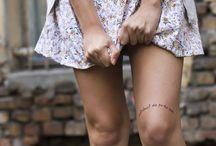 Tattoo / by Kaitlyn Lawson
