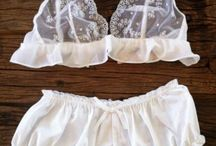 wedding and lingerie