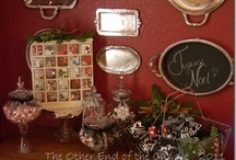 Christmas Decorating Ideas / by Sara Kendrick