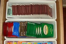 kombuis kaste organiseer