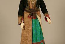 Traditional Greek dress