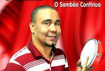 NALDO CANDIÁ  100% SAMBA DE RAIZ / SAMBA DE RAIZ ,PARTIDO ALTO, BAMBAS DO SAMBA