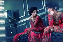 Tena Durrani Bridals 2014 / Contemporary yet Classic Bridals and Wedding-Wear by Tena Durrani