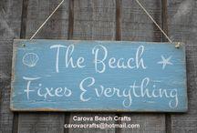 Beach / by Katrina Teachey