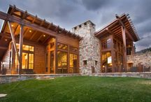 rustic modern house ideas
